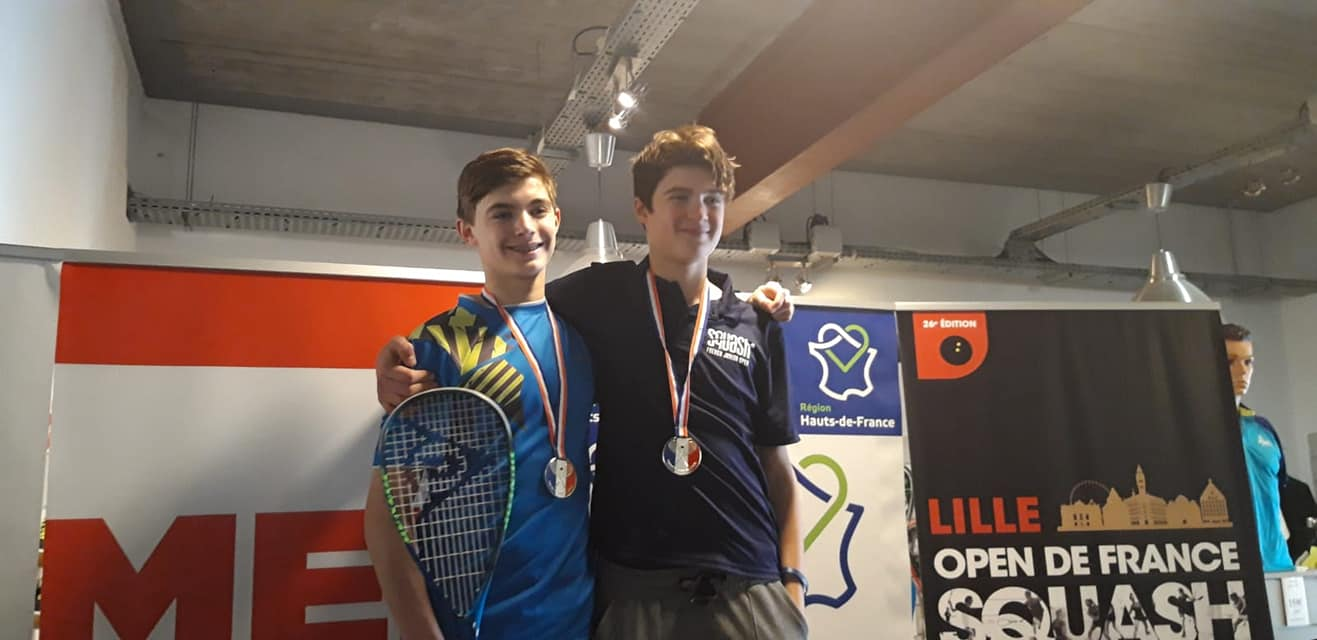 Nederland actief op French Junior Open!